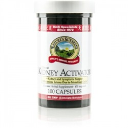 Chinese Kidney Activator (100 Capsules)