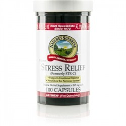 Chinese Stress Relief (100 Capsules)